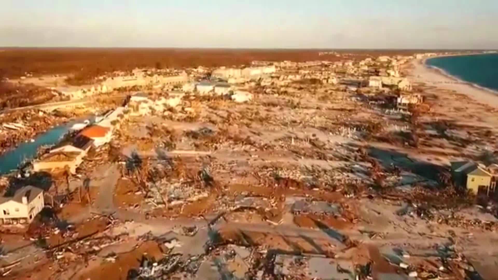Drone Mexico Beach New Landscape