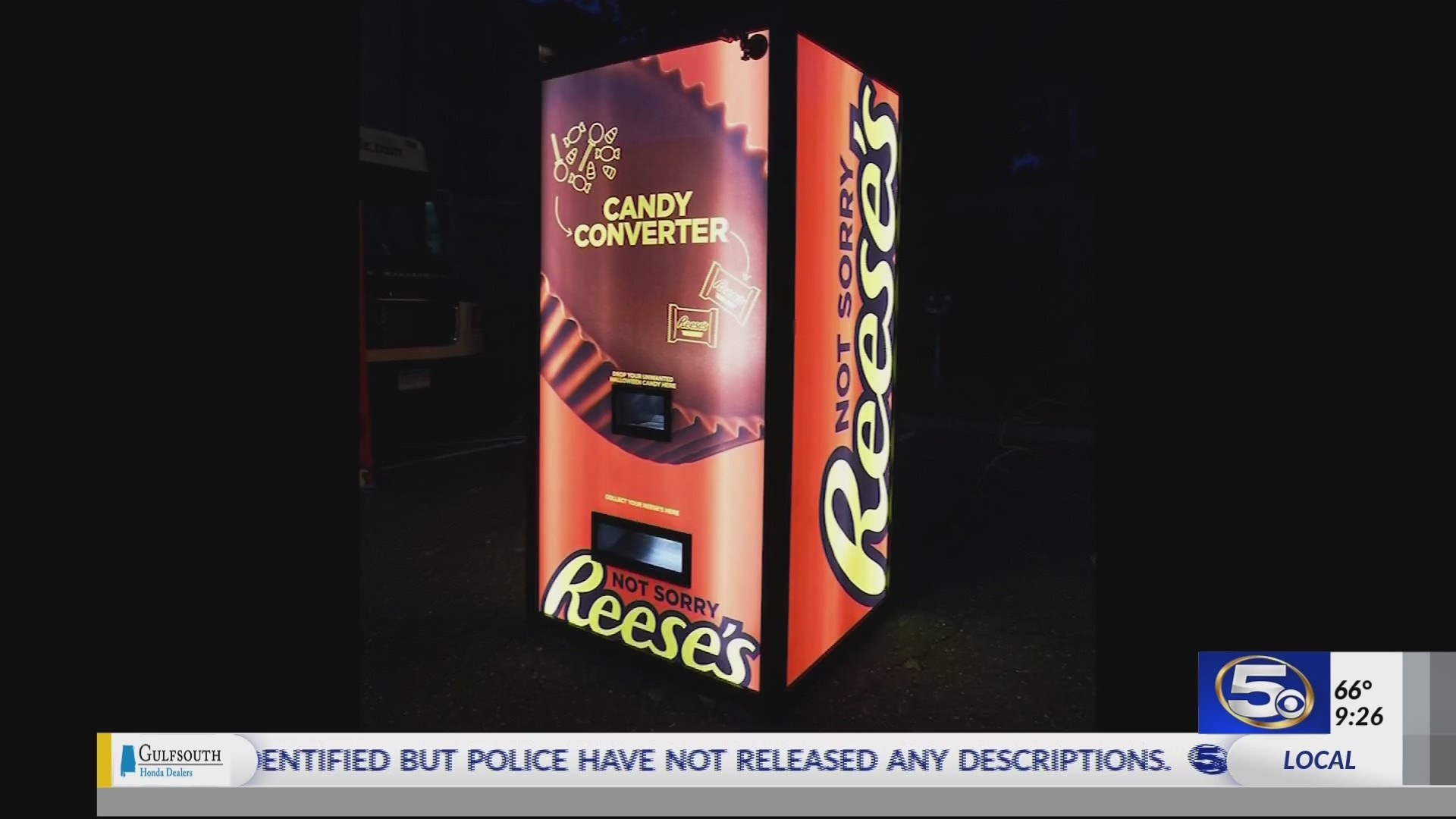 Reese's is letting people trade in unwanted candy for peanut butter cups