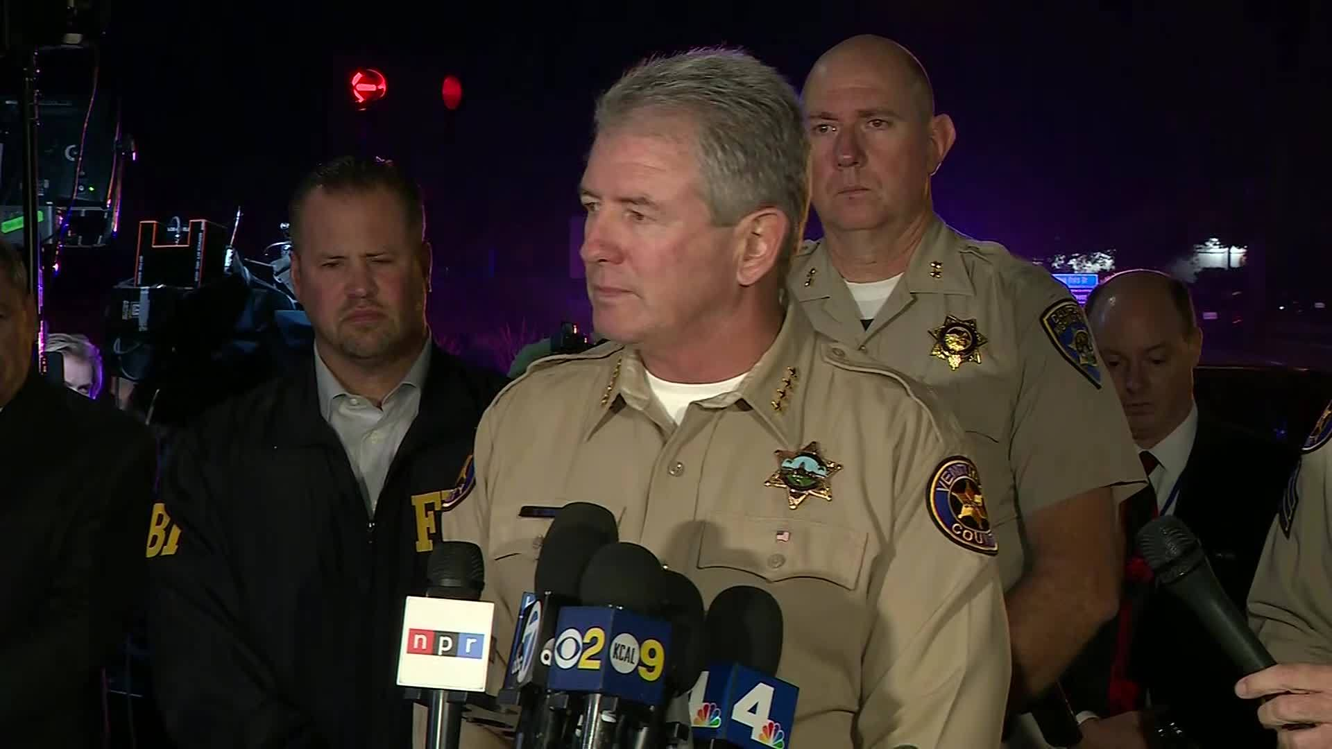 Sheriff's Sgt. killed in California bar shooting
