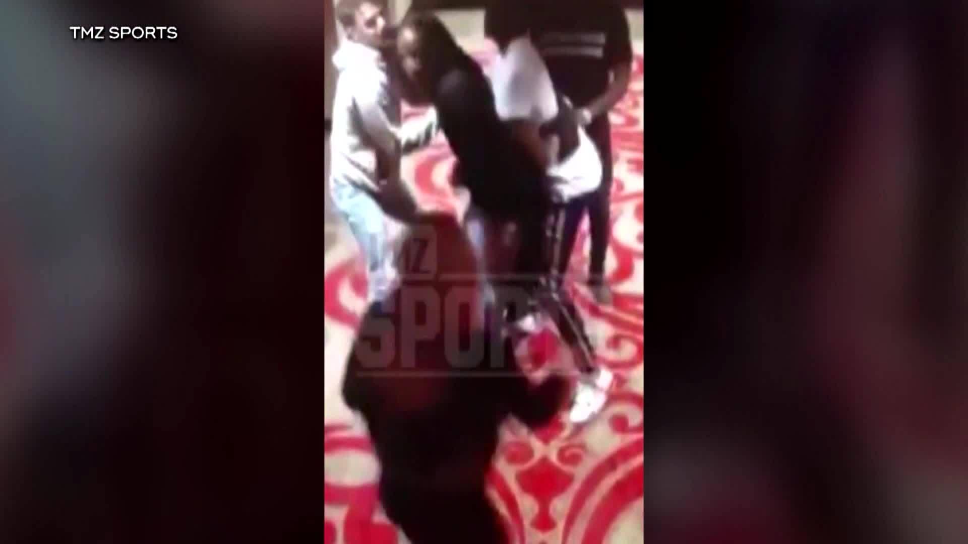 Chiefs cut Kareem Hunt after video surfaces showing alleged assault