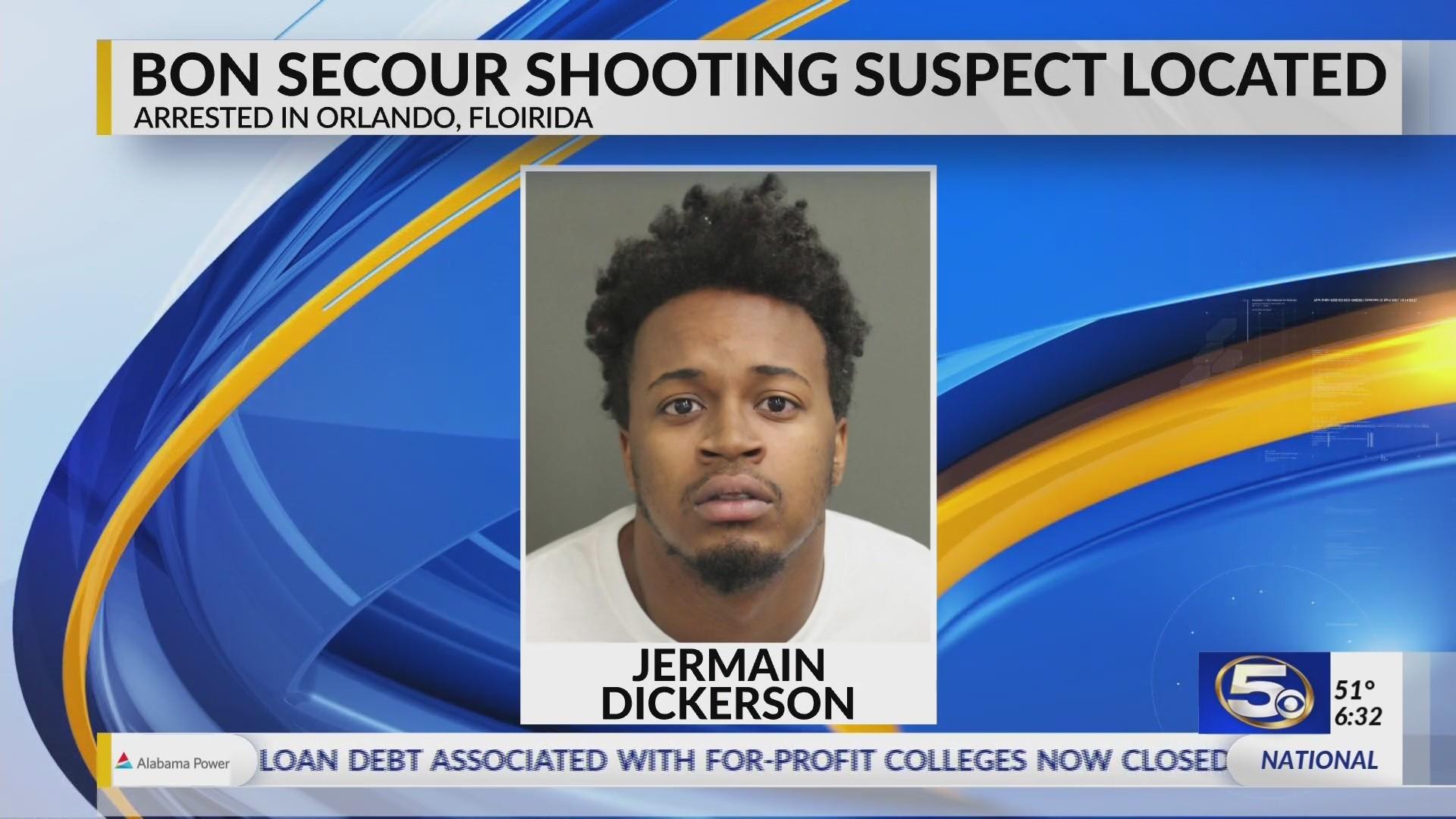 Bon Secour shooting suspect nabbed in South Florida