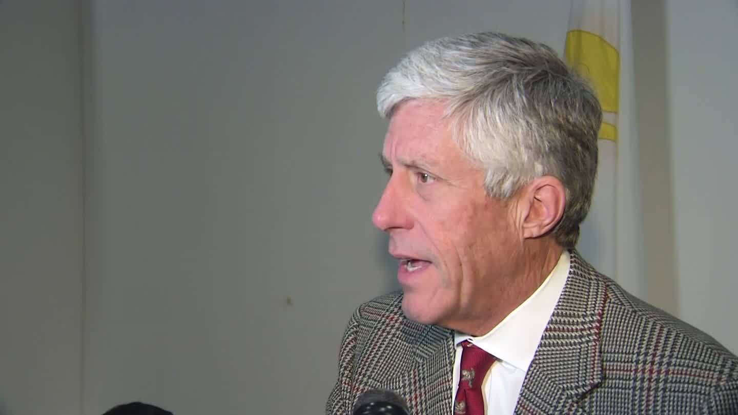 Joel Daves on attorney to represent him in lawsuit between Mayor Sandy Stimpson and Mobile City Council