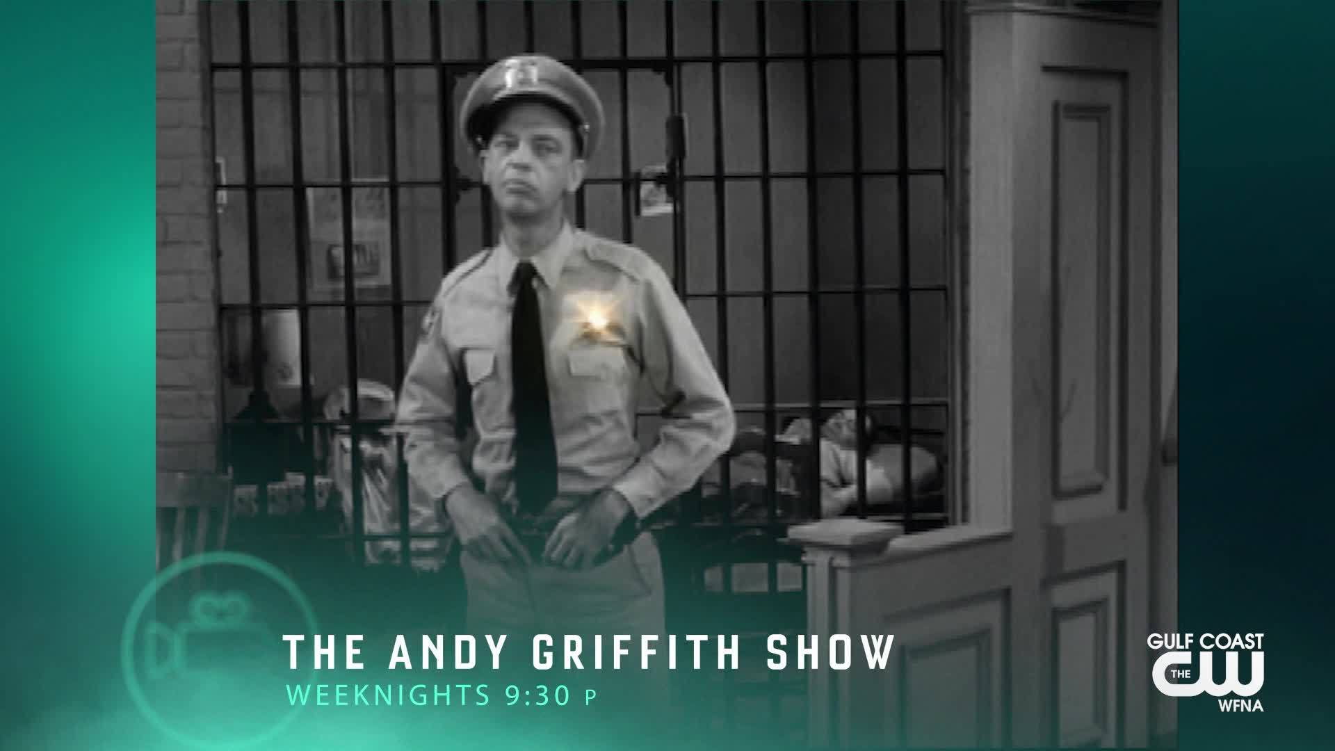 Andy Griffith | Weeknights at 9:30