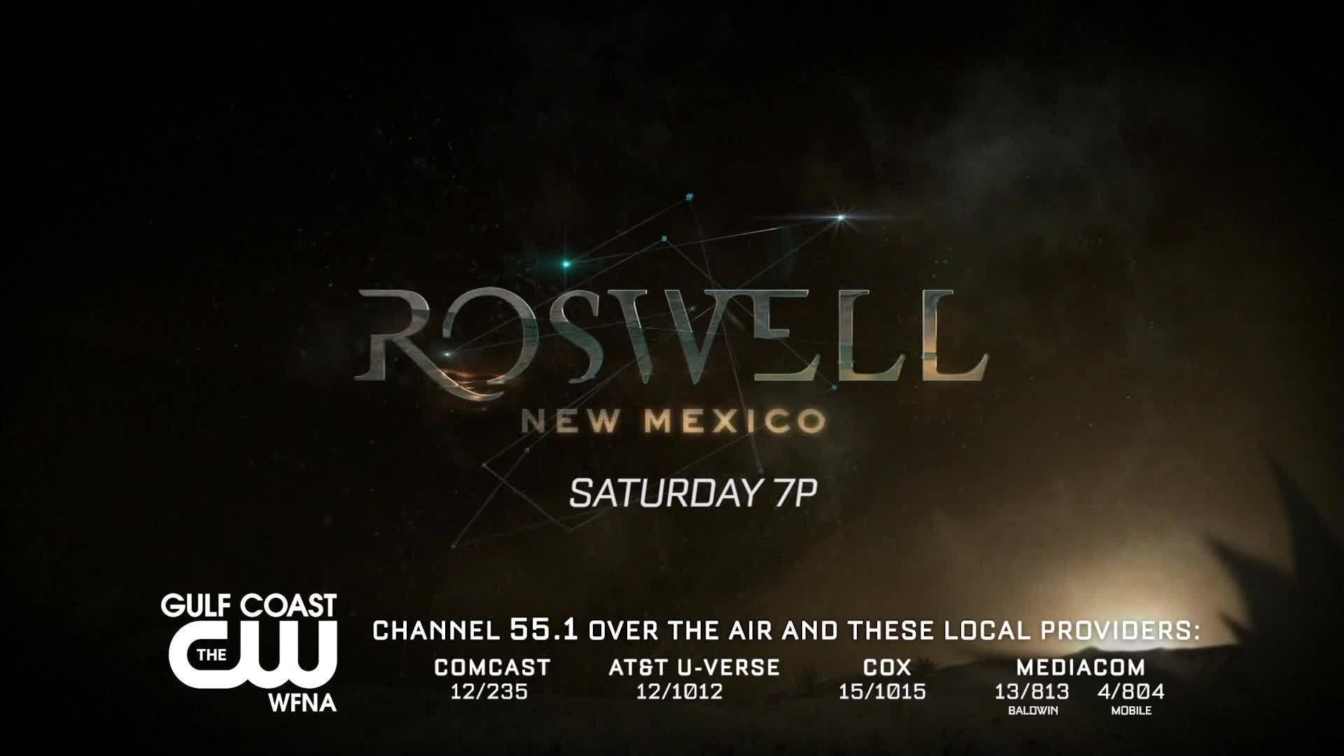 Roswell, New Mexico | First 2 Episodes