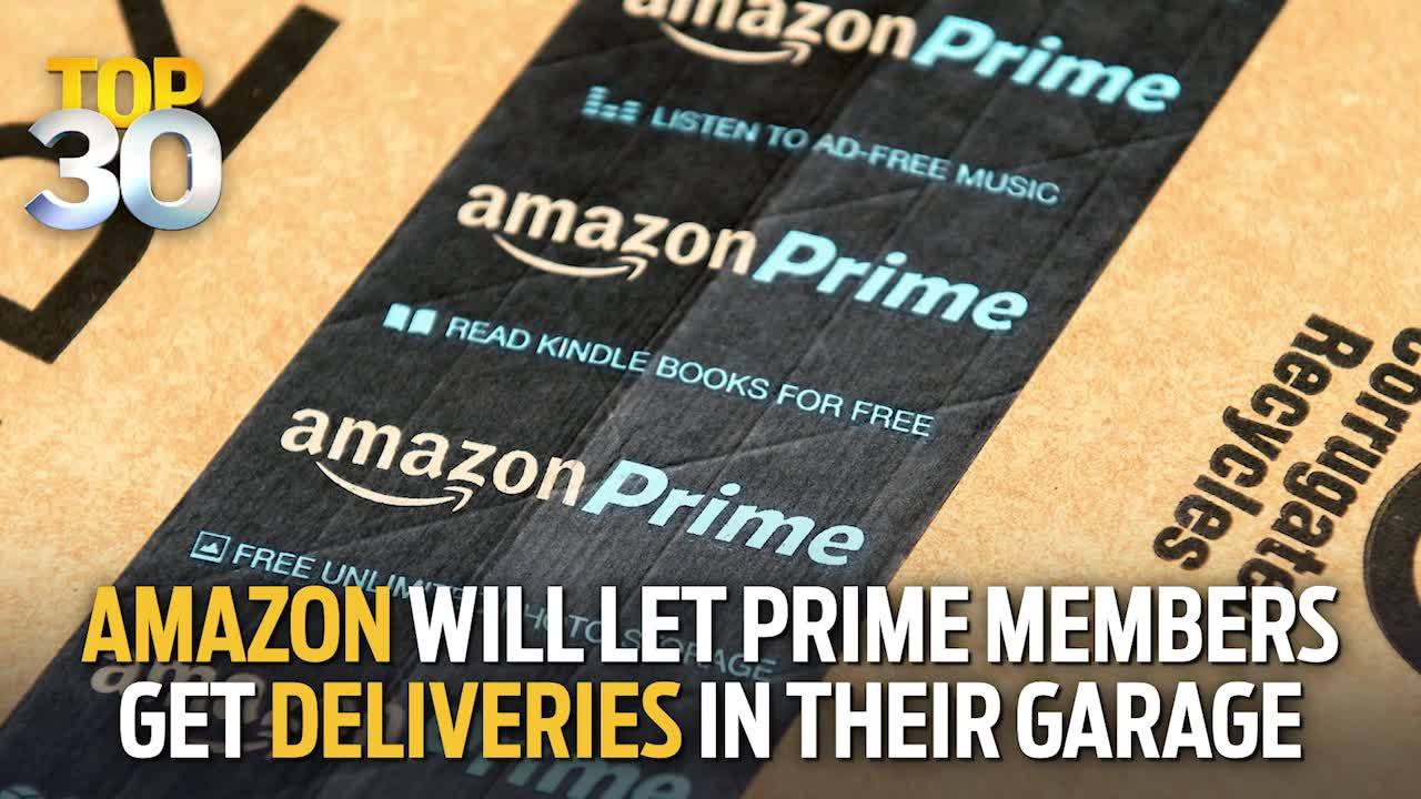 Top 30 | Amazon Garage Deliveries