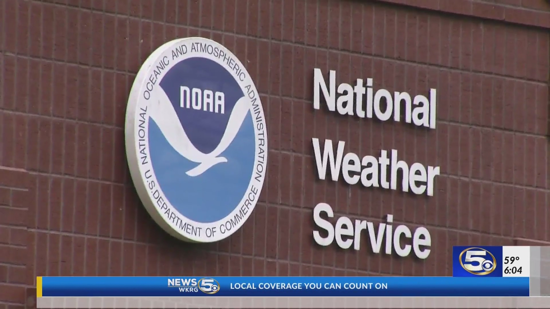 VIDEO: The shutdown and our local weather service office