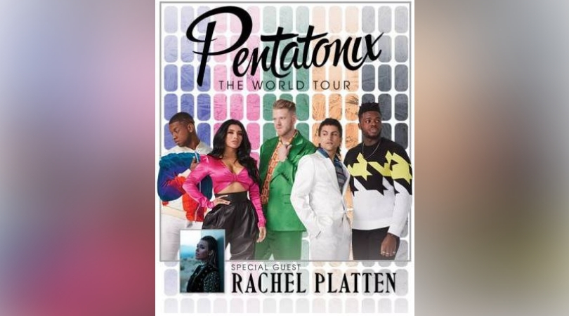 Pentatonix: The World Tour coming to The Wharf in Orange Beach