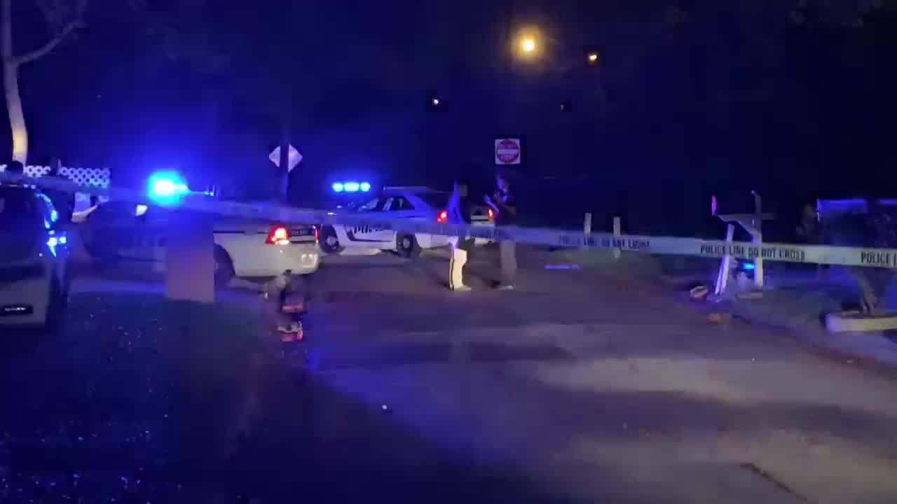 VIDEO: Lucille Street shooting scene video
