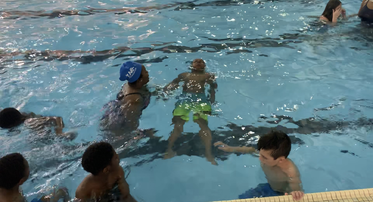 Water Safety Camp