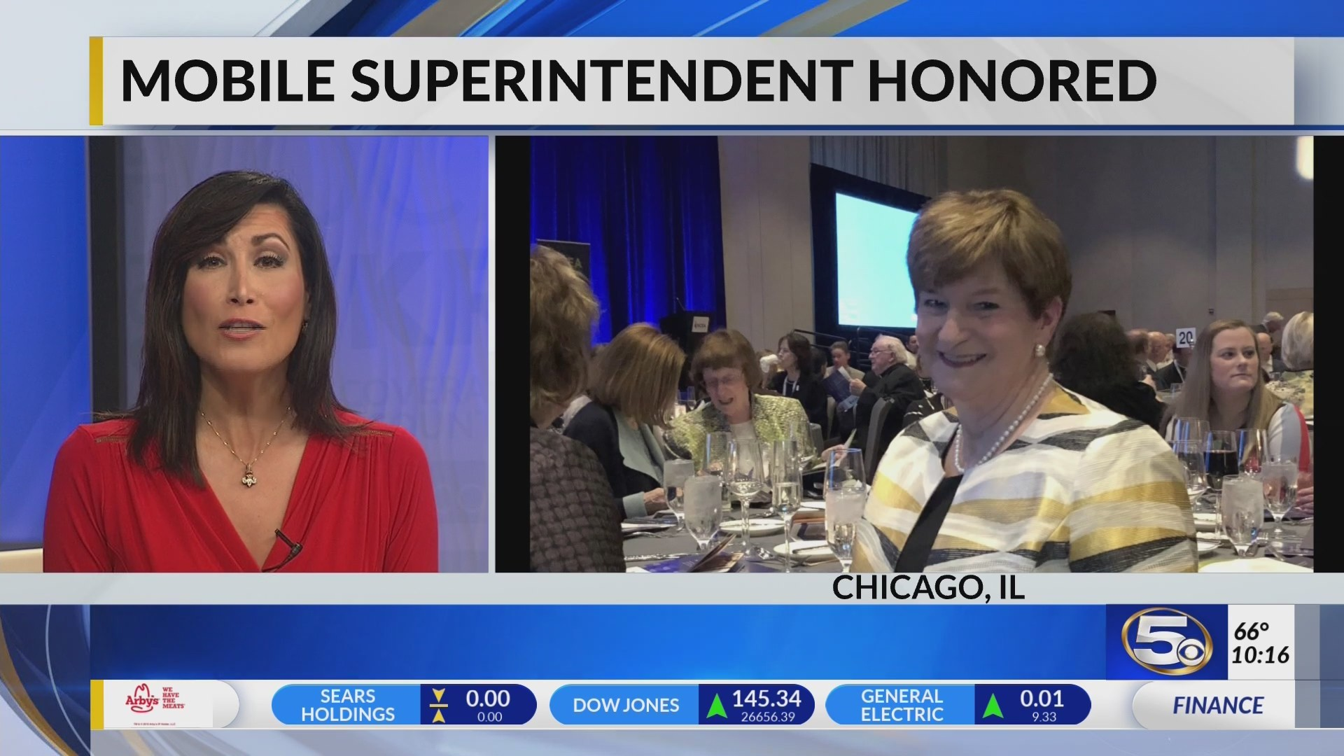 Superintendent from Mobile honored