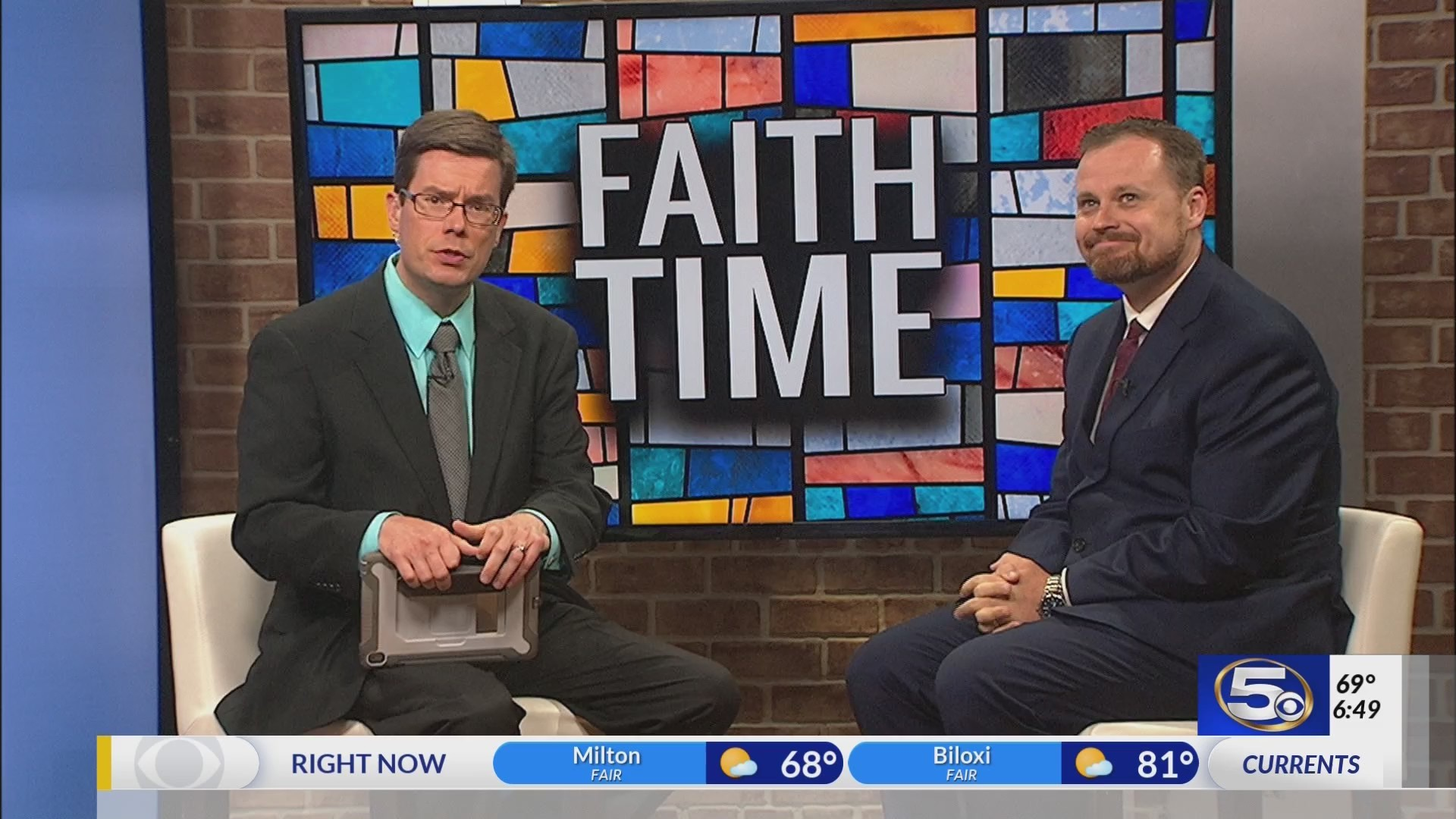 Faith Time:  Ascension Day 2019
