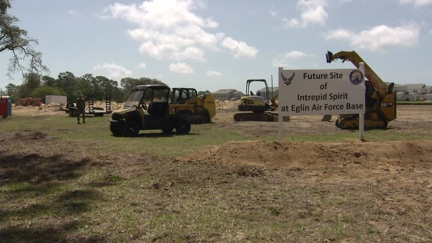 New PTSD treatment center coming to Eglin AFB
