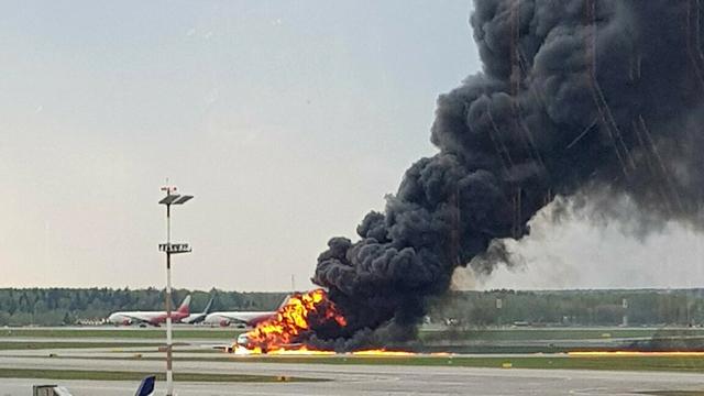 Russia Plane Fire_1557099080824