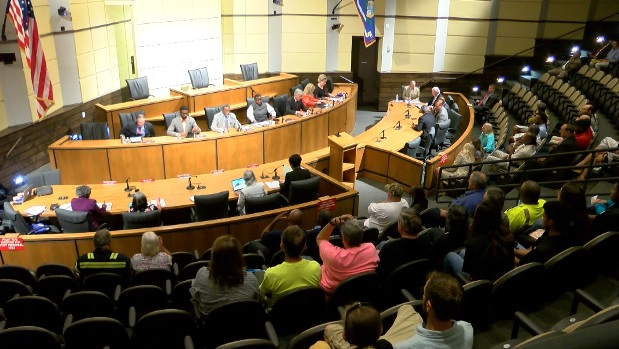 City Council meeting Tuesday, June 11