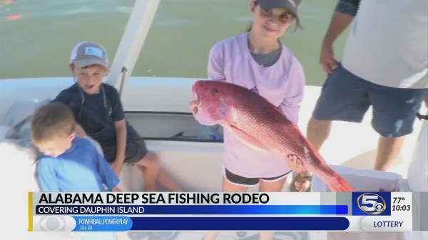 Dauphin Island Deep Sea Fishing Rodeo Wraps For 2019 Wkrg