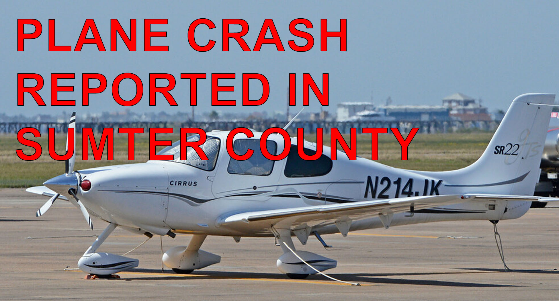 UPDATE: Two dead from plane crash in Sumter County – WKRG News 5