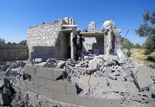 Live cam syria