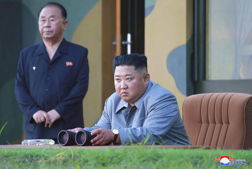 N  Korea says Kim supervised weapons tests, criticizes Seoul – WKRG