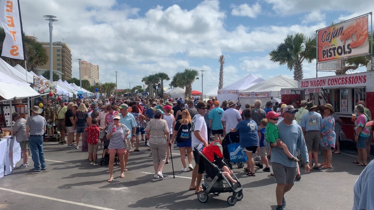 Shrimp Festival Gulf Shores 2020.Update New Schedule Of Events Cancellations Released For