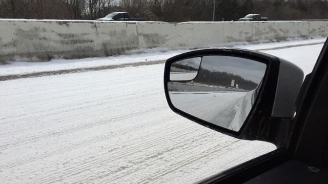 Snow Ice Roads Winter Weather Generic_30827