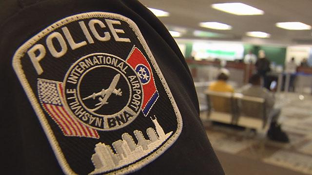 Nashville airport police_269846