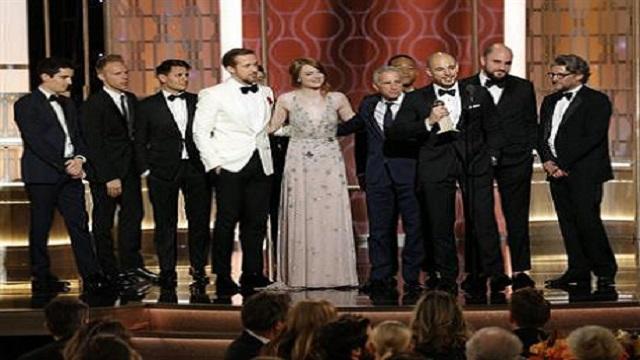 La La Land Golden Globes_351757