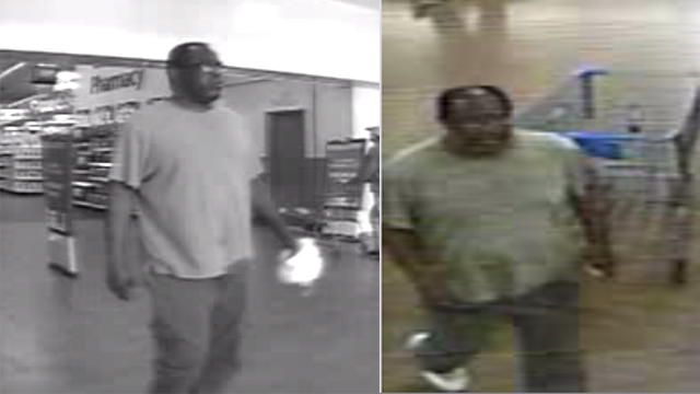 Man wanted for urinating on shoes at Hendersonville Walmart_384191