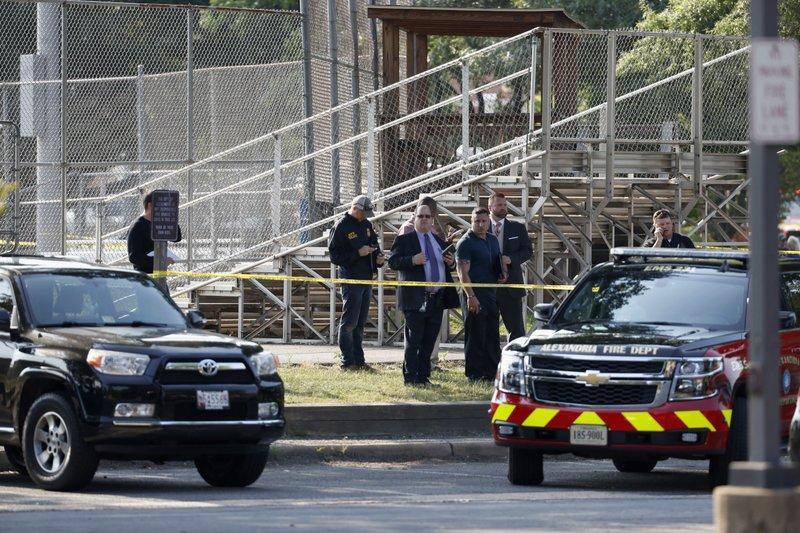 James T. Hodgkinson, congressional baseball shooting_417113