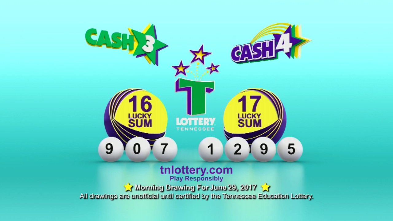 morning lottery 06_29_17_421398