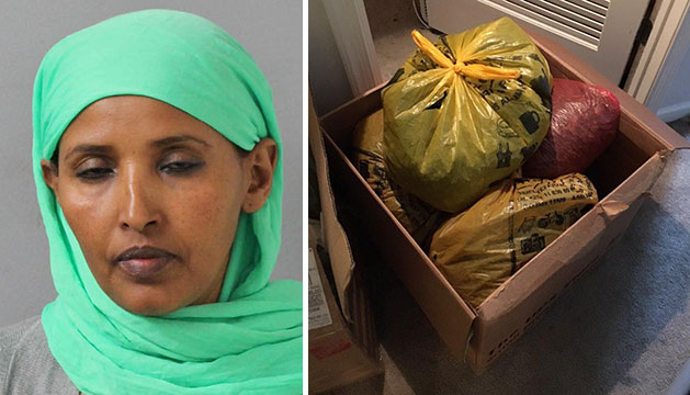 190 lbs of khat seized by Metro police