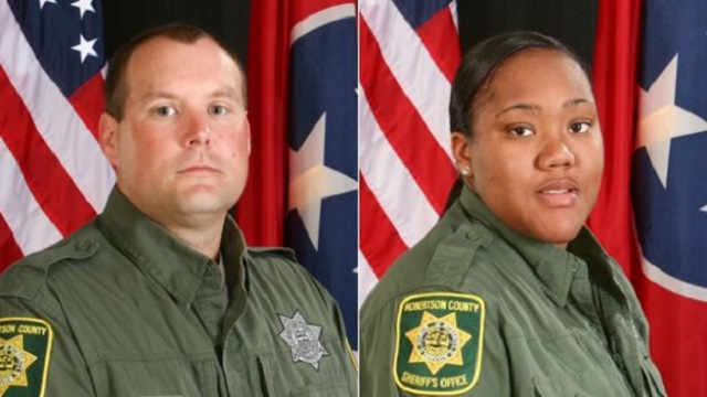 Josh Wiley (l), Tomisha Jones (r) Rodney Cole, 100 Oaks shooting at Vanderbilt clinic_423466