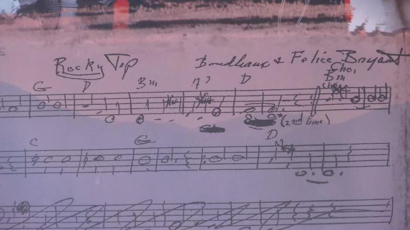 Rocky Top sheet music_434646