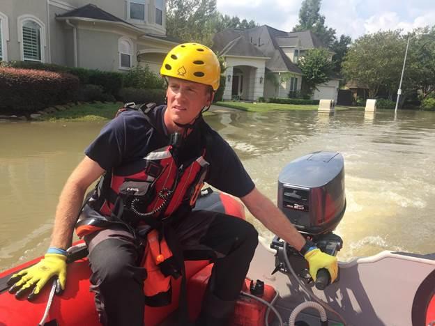 Brentwood's Swift Water Team, Hurricane Harvey_441663
