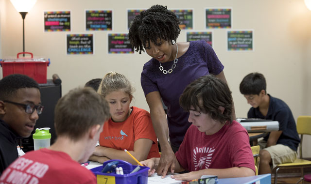 Cicley Woodard, West End Middle School, Teacher of the Year cand_447937