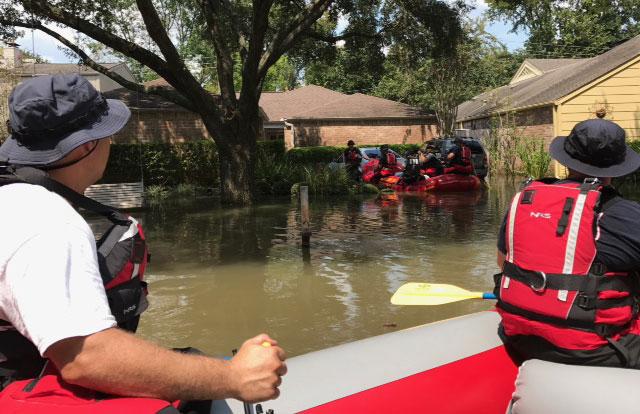 Murfreesboro team in Texas, Hurricane Harvey_441608