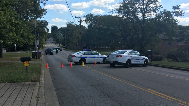 Child hit by car on Anderson Road_450042