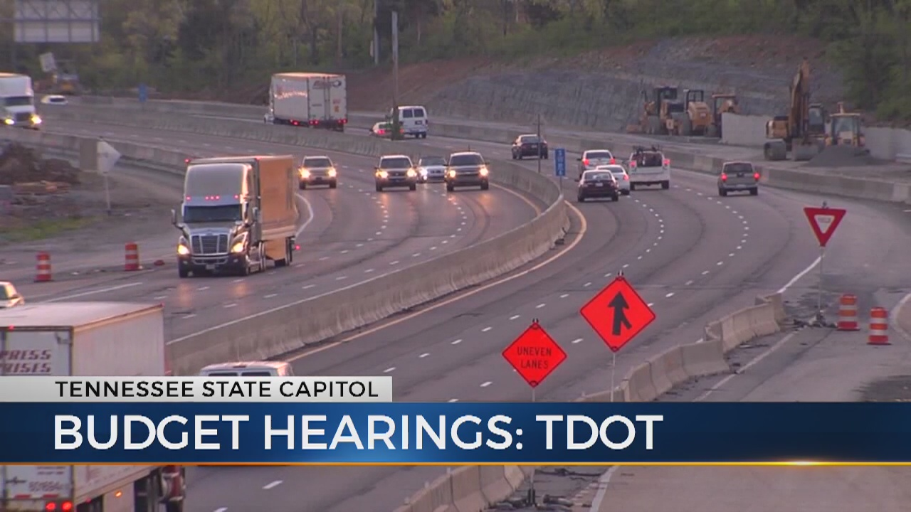 Tennessee waiting on unfilled infrastructure promises from Washingon