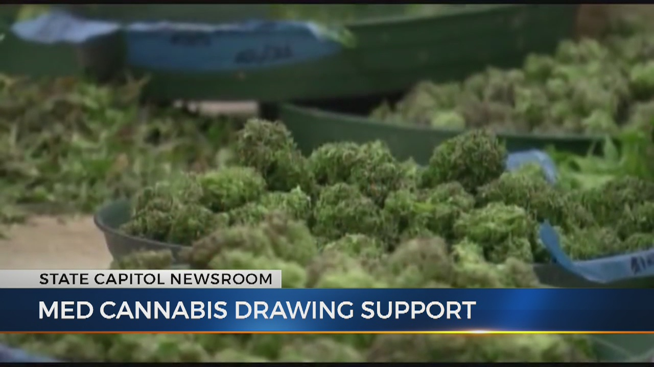 'The era of Reefer Madness is over,' said Rep. Bob Ramsey