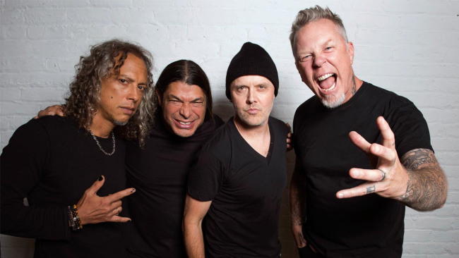 Metallica to bring world tour to Nashville in 2019