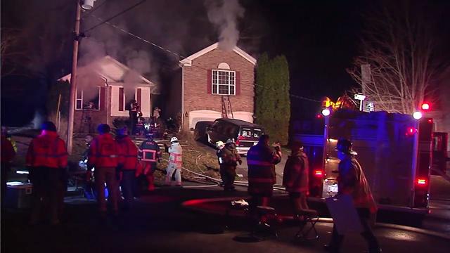Wilson County house fire_493048