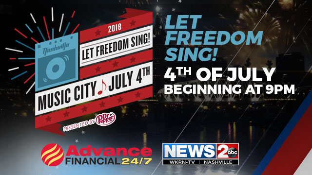 Let freedom sing 2018