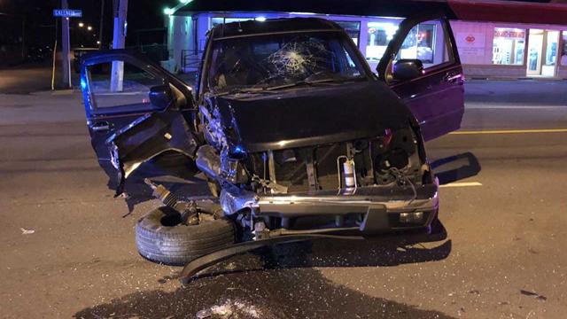 Gallatin Pike crash
