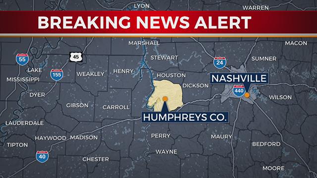 Humphreys County breaking news