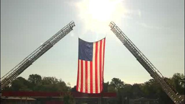September 11 flag_217437