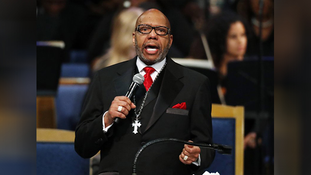 Rev. Jasper Williams, Jr.,