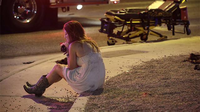 Las Vegas concert attack