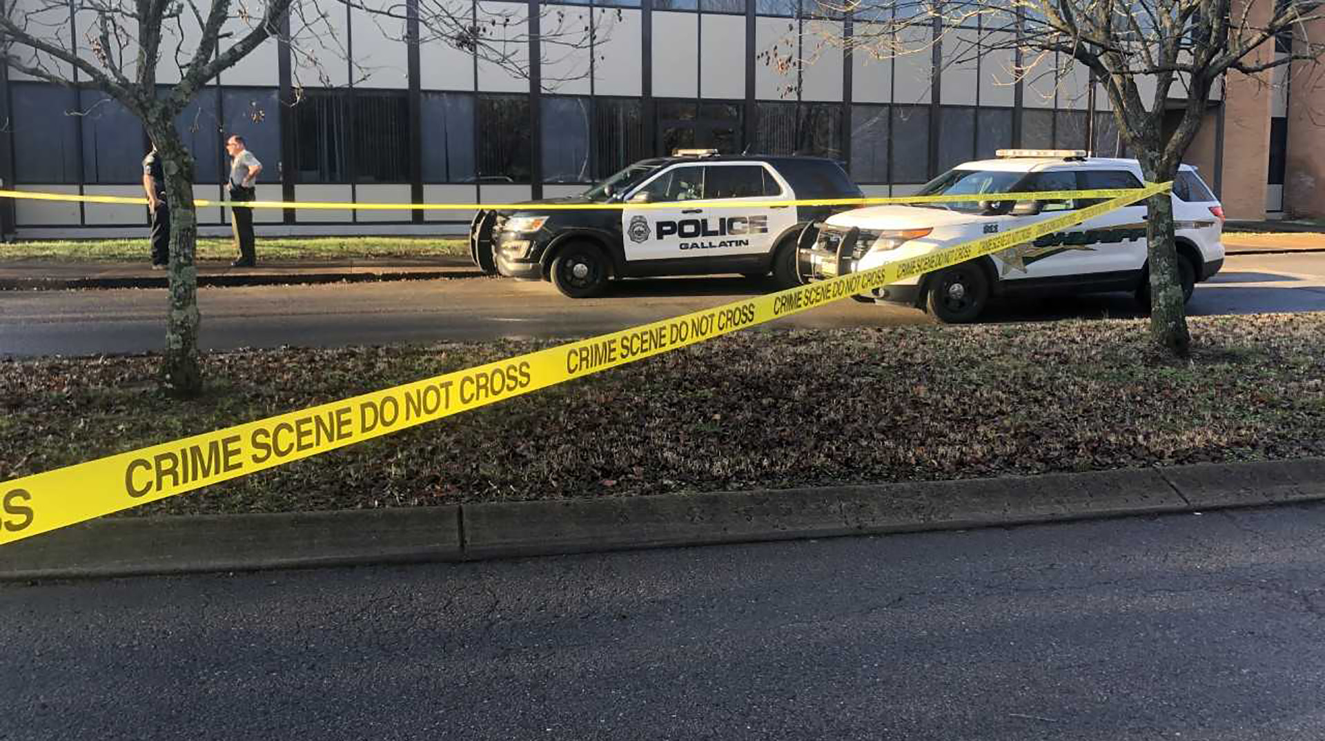 Body found in burning car outside Sumner Co  Board of Education