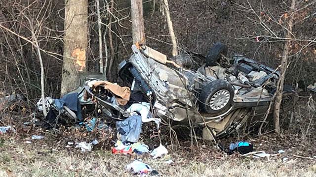 Madison : Wreck on i 65 today nashville