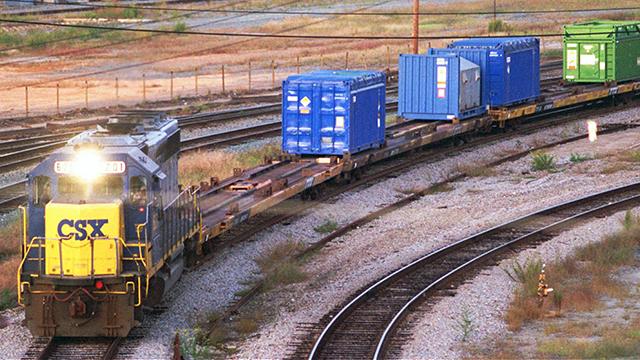 CSX train nuclear