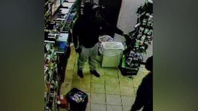 Tusculum Road Nolensville robbery